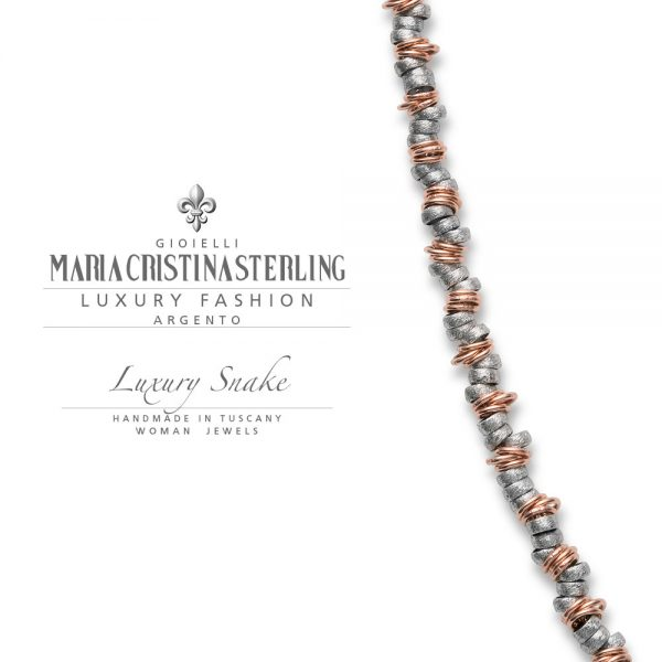 Maria Cristina Sterling - Luxury Snake Collection